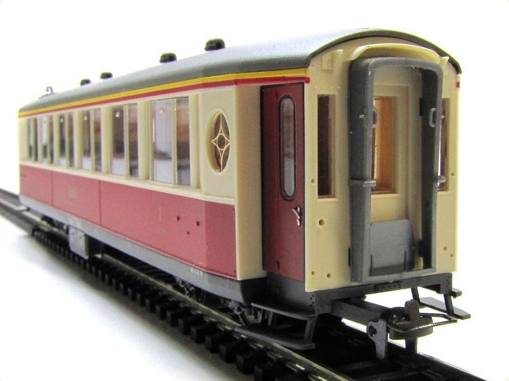 BEMO 3272 1. classee Salon autorello RHB a1144 autoreggiata stretta traccia h0m 1 87