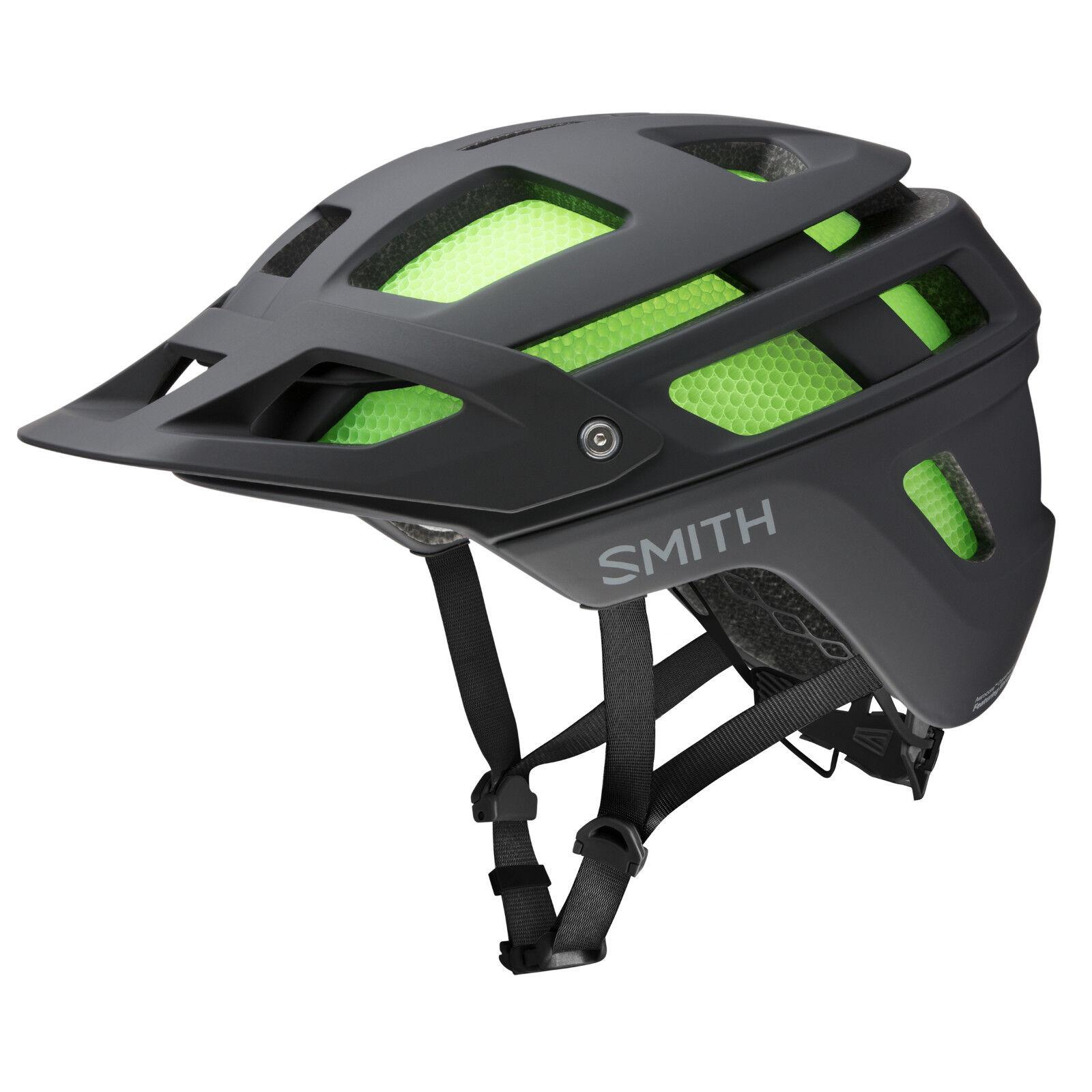 Smith Forefront  2 Mips Bicicleta Mountainbike MTB Casco black Mate S M L  no minimum
