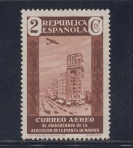 ESPANA-1936-NUEVO-CON-FIJASELLOS-MLH-EDIFIL-712-2-cts-PRENSA