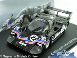 Details about LAMBORGHINI COUNTACH QVX MODEL CAR 143 SCALE BLACK IXO 1986  SUPER SPORTS K8