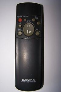DAEWOO VCR REMOTE CONTROL 97po457100 - Margate, United Kingdom - DAEWOO VCR REMOTE CONTROL 97po457100 - Margate, United Kingdom