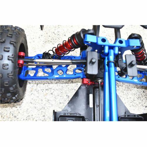 Front//Rear Upper// Lower Suspension Arm Set For ARRMA 1//5 KRATON 8S ARA110002T1