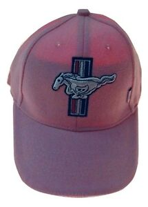 Image Is Loading Ford Gt Pony Mustang Hat Cap Pink La S