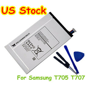 New Battery For Samsung Galaxy Tab S 8.4 SM-T700 T701 SM-T705 T705C EB-BT705FBE