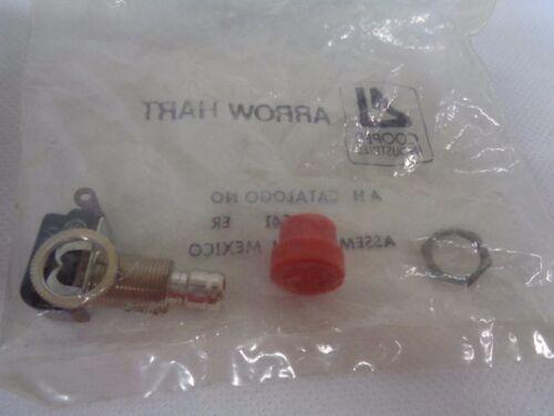 NEW ARROW-HART 80541-ER RED PUSH BUTTON SWITCH