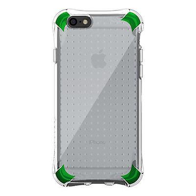 Apple iPhone 6/6S Ballistic JS1465-A88N Jewel Spark Series Case - Clear/Green