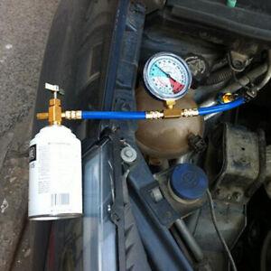 Neue R134A Auto A / C Klimaanlage Ladeschlauch Manometer