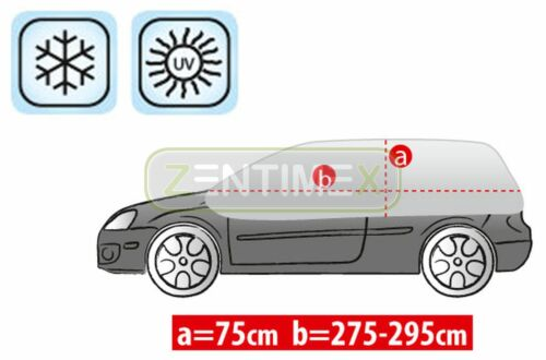 Respirabile mezzo garage per BMW 3er e46 Touring STATION WAGON 5-PORTE 10.99-02.05