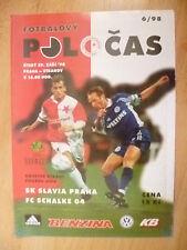 SPORTS Magazine: 1998 UEFA CUP: PRAHA v STRAHOV