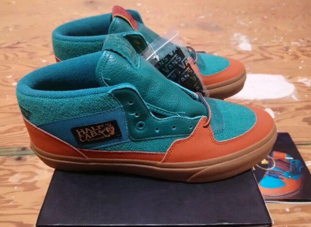 bf902ba75b716f VANS VAULT X SOLE CLASSICS HALF CAB LX 10 SEASONS Size 10 supreme golf wang