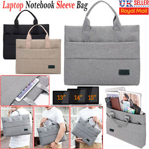 Laptop-Hand-Case-Sleeve-Bag-13-034-14-034-15-Inchs-Computer-MacBook-Apple-Lenovo-DELL