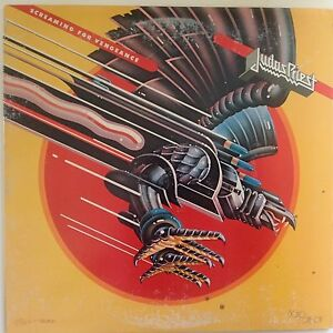 JUDAS PRIEST Sc... Judas Priest Screaming For Vengeance Vinyl