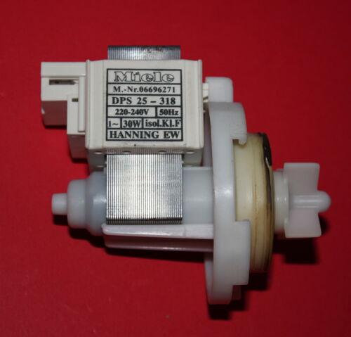 Genuine Miele Lavastoviglie la pompa di scarico G300//600//700//800//1000//2000 Series 4299110 UK