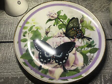 Hamilton Collection 2143 Butterfly Magic