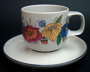 S Rosenthal Studio Line Jardin Anniversary Pattern Sm Coffee