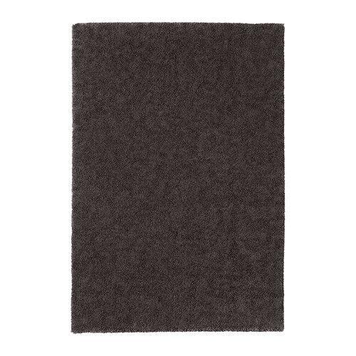 Nouveau stoense Tapis, faible faible faible velours gris foncé disponible en 3 tailles | Un Prix Raisonnable  92307c
