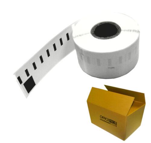 2 Rollos 99012 Dymo / Seiko Compatible etiquetas de dirección - 36 X: 89 mm-Alta Calidad