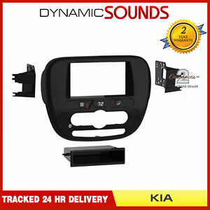 FP-32-01 Car CD Stereo Double Din Fascia Panel Adaptor For SAAB 9-5 2005/>