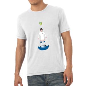 Leeds-United-F-C-Personalizado-Hombre-Camiseta-Reproductor-Figura