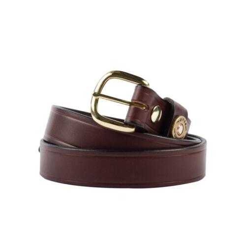 Cannon/'s Point Leather Single-Shot Shell Belt
