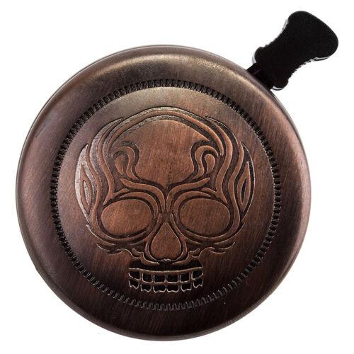 Sunlite Skull Bell Bell Sunlt Skull Bronze