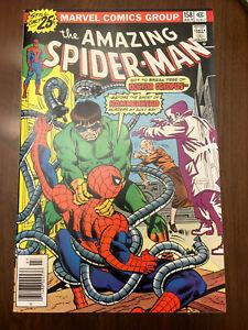 AMAZING-SPIDER-MAN-158-Doctor-Octopus-1976-CLASSIC-BRONZE-AGE