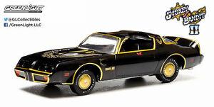 1980 PONTIAC T//A SMOKEY /& THE BANDIT 2 MOVIE 1//64 GREENLIGHT 44710 B BANDIT/'S