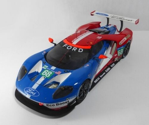 Kit 1 24 FORD GT 24h Le Mans + DAYTONA 2016 Profil24 24103K