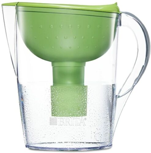 Green Brita 35736 Pacifica Water Filter 10 Cup Pitcher