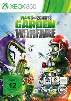 Microsoft Xbox 360 Spiel Plants Vs Zombies Garden Warfare Pflanzen Gegen Zombi