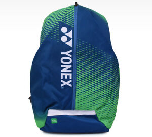 YONEX-Badminton-Sports-Backpack-Rucksack-Morocco-Blue-Racquet-Bag-NWT-89BP004U