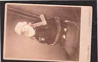 C1900 CDV/Cabinet Photo of a Young Child,Mounted on a Trade Card