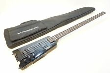 HOHNER B2 Headless Bass Licensed by STEINBERGER Black Made In Japan