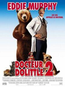 Affiche De Cinéma Originale 40 X 60  Docteur Dolittle 2