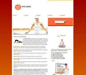 Healthy-Living-Mantra-Meditation-and-Yoga-Website-for-Sale-Adsense-Earmings