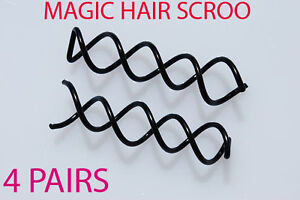 MAGIC-HAIR-SCROO-CURLER-Hair-Stlying-Tool-Band-HAIR-Hair-Extensions