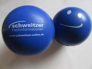 &quot; Anti-Stress-HANDTRAINER/ Anti-Stress-Ball &quot; BALL mit Werbung, BLAU NEU - <span itemprop='availableAtOrFrom'>Dinslaken, Deutschland</span> - &quot; Anti-Stress-HANDTRAINER/ Anti-Stress-Ball &quot; BALL mit Werbung, BLAU NEU - Dinslaken, Deutschland