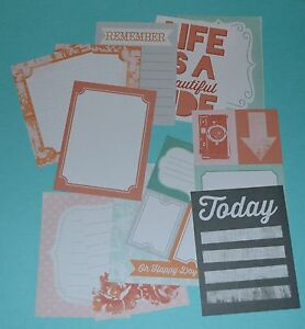 Mixed-Note-Journal-Card-Inserts-for-Kikki-K-Filofax-Personal-Planner