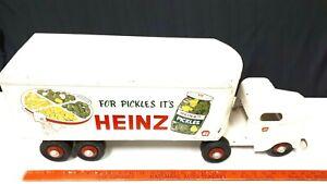 1950-039-s-MINNITOY-Heinz-Pickles-Transporter-Good-Original-Condition