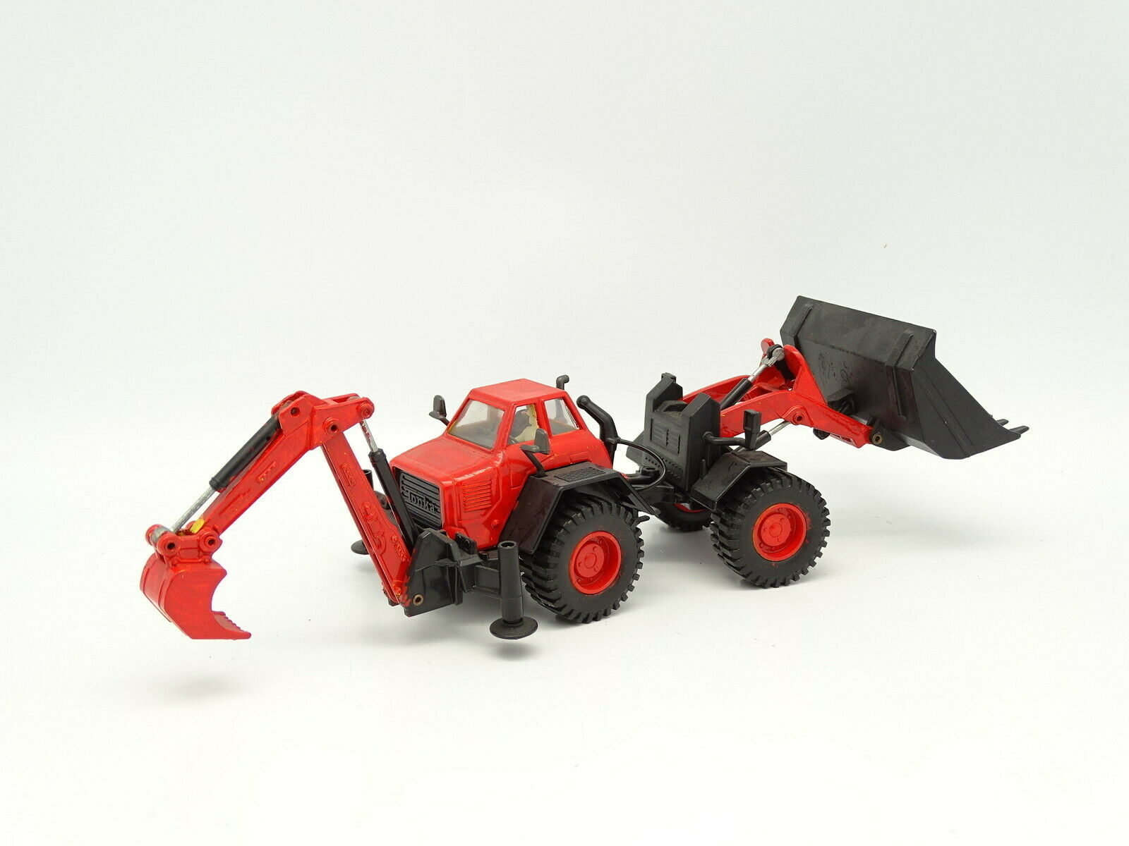 Tonka 1 1 1 50 - Articulated Excavator Rouge b7fd8b