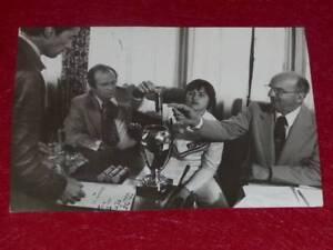 Col-J-DOMARD-GYMNASTIC-ORIGINAL-PHOTO-NADIA-COMANECI-TIRAGE-COUPE-FRANCE-1975