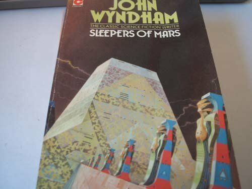 1 of 1 - Sleepers of Mars by Wyndham, John 0340173262 The Cheap Fast Free Post