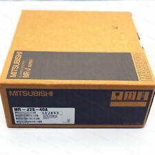 New Listingmr J2s 40a Mitsubishi Ac Servo Amplifier Drive Plc New In Box Nib Free Ship