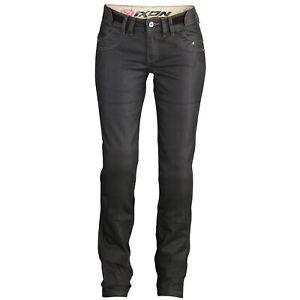Ixon-Ashley-Ladies-Motorcycle-Jeans-Black-Size-XL-200102013-1001-XL