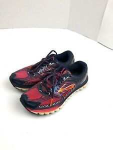 a095218adcaa7 Brooks Glycerin 12 3D Fit Print Navy Pink Running Sneakers Womens US ...