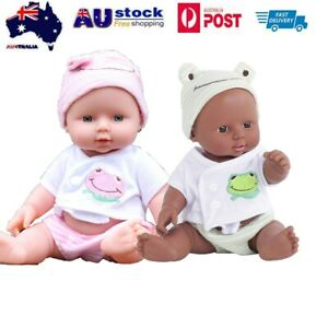 30CM-Baby-Emulated-Doll-Soft-Children-Reborn-Doll-Toys-Boy-Girl-Birthday-Gift-AU