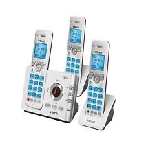 VTech DS6722-3 DECT 6.0 3 Handset Cordless Phone with Digital Answering System