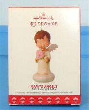 Hallmark 2017 Marys Angels 30th Anniversary Christmas Ornament Porcelain
