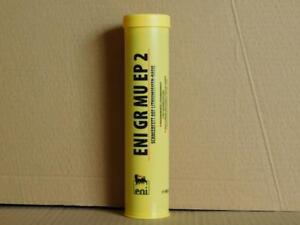 10-25-kg-AGIP-ENI-GR-MU-EP2-Hochstdruck-Schmierfett-1-x-400-gr-Kartuschen