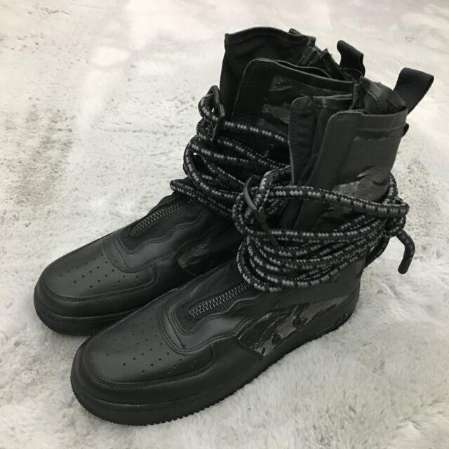 Nike SF Af1 Hi Black Gum Size 12